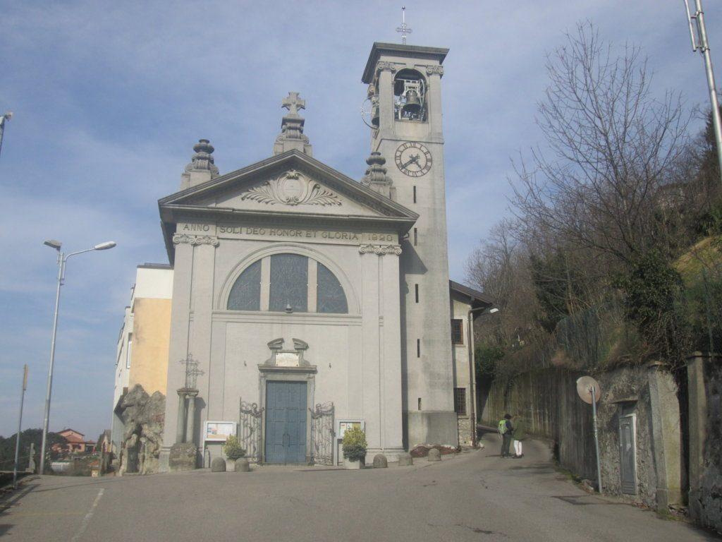 Chiesa di San Giovanni Battista - Solzago