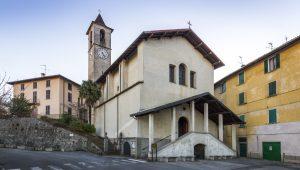 Chiesa di Santa Maria Annunciata a Visgnola - Bellagio