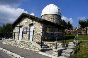 Osservatorio astronomico di Sormano - Dorsale del Triangolo Lariano