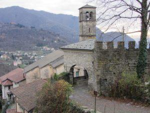 Cappella di Santa Eurosia - Palanzo