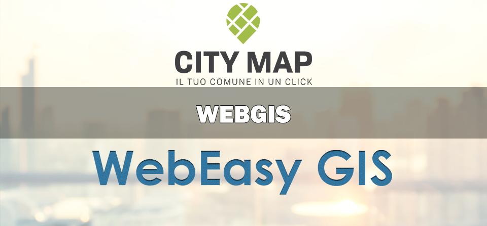 WebEasy GIS e City Map