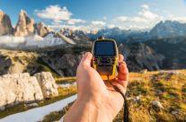 La differenza di qualità nel rilievo GPS si vede
