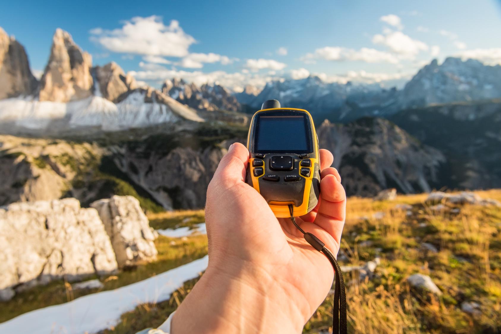 GPS Garmin trekking outdoor
