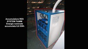 Sistema di accumulo e fotovoltaico: accumulo
