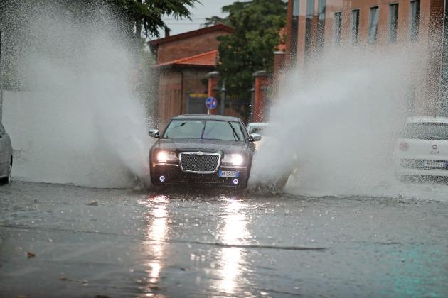 protezione ambientale acquazzone
