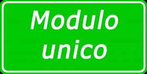 Modulo unico Moduli edilizi Lombardia